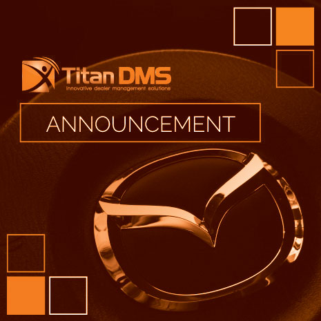 Titan Endorsed by Mazda Sales (Thailand)